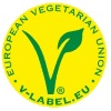 Logo of the European Vegetarian Union