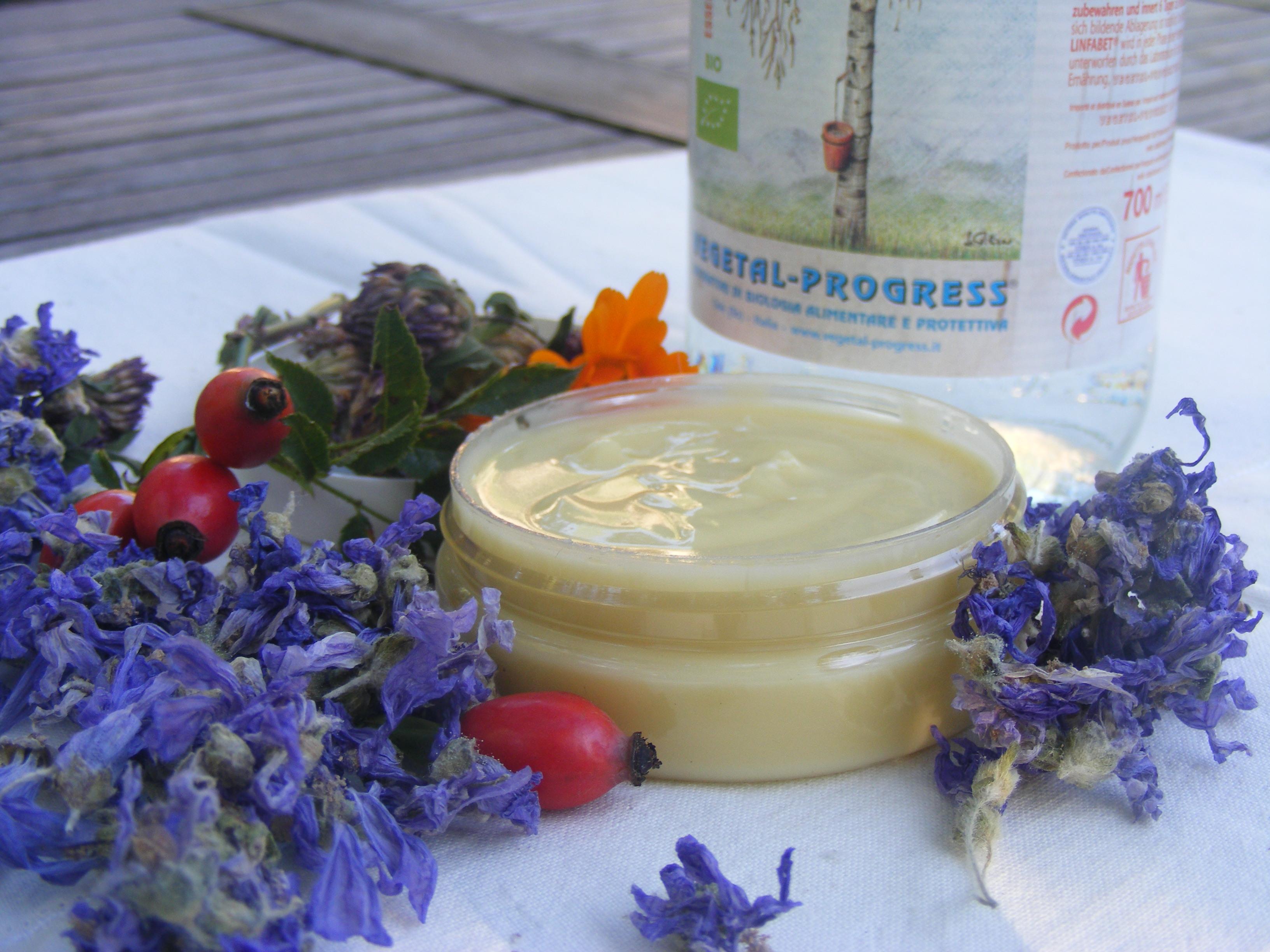 Cosmetica natural que alimenta tu piel
