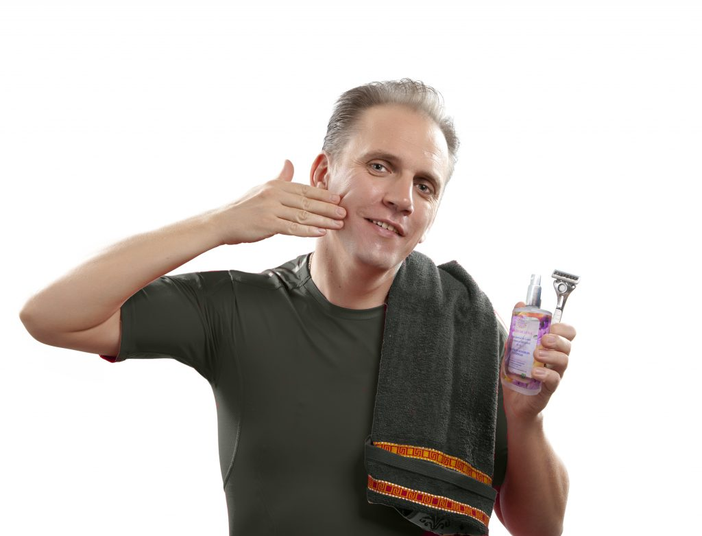 Afeitado bio termal sin irritacion