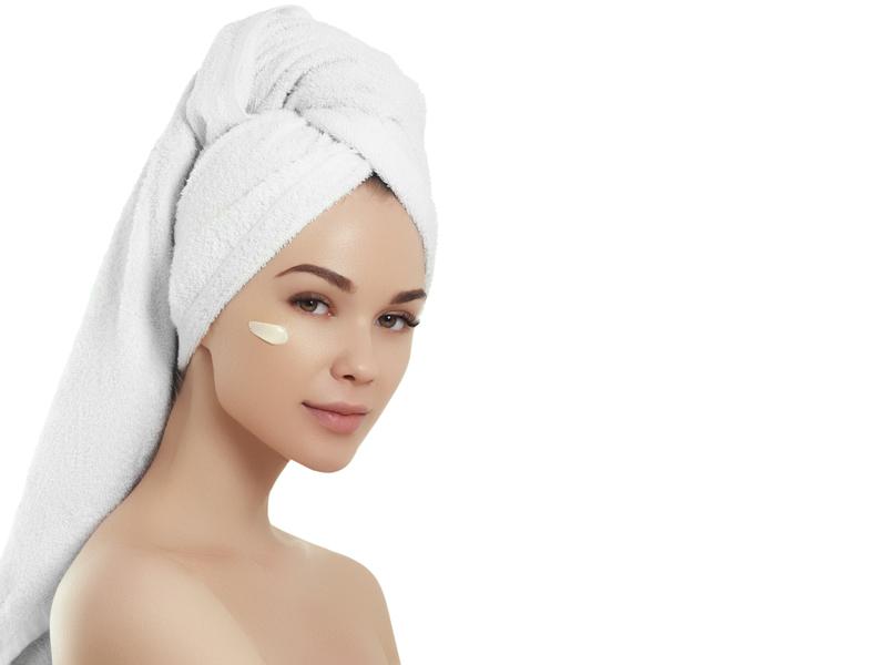 Crema facial con savia de abedul para las manchas de la cara